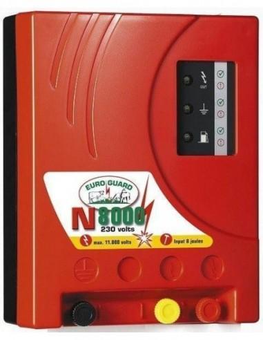 Elettrificatore Euro Guard N8000